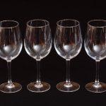 Taurės balto vyno