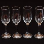 Putojančio vyno taurės