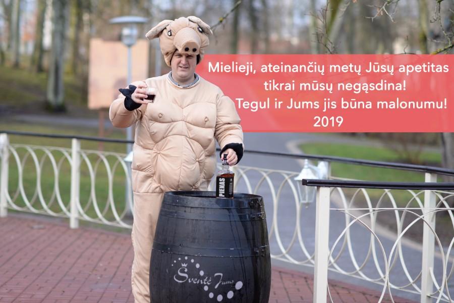2019 Svente Jums