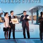 Garbingiausi Druskininkų savivaldybės apdovanojimai