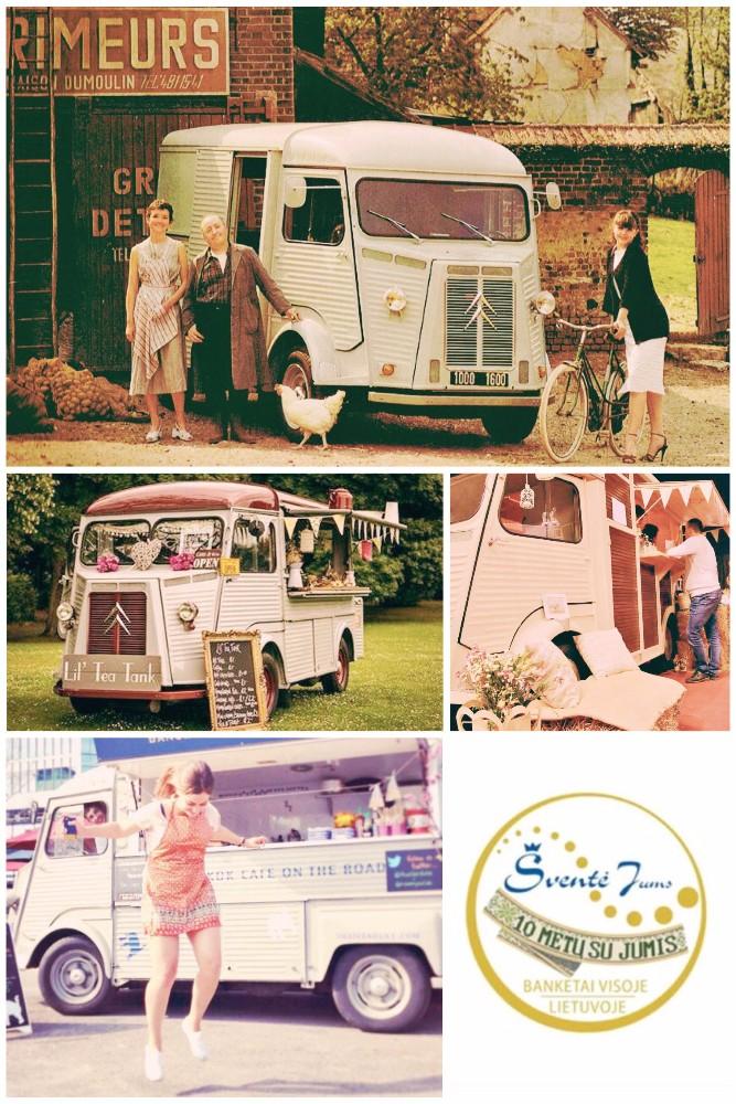 jau greitai Lietuvoje... šefo furgonėlis | Šventė Jums | since 1965 HY Van
